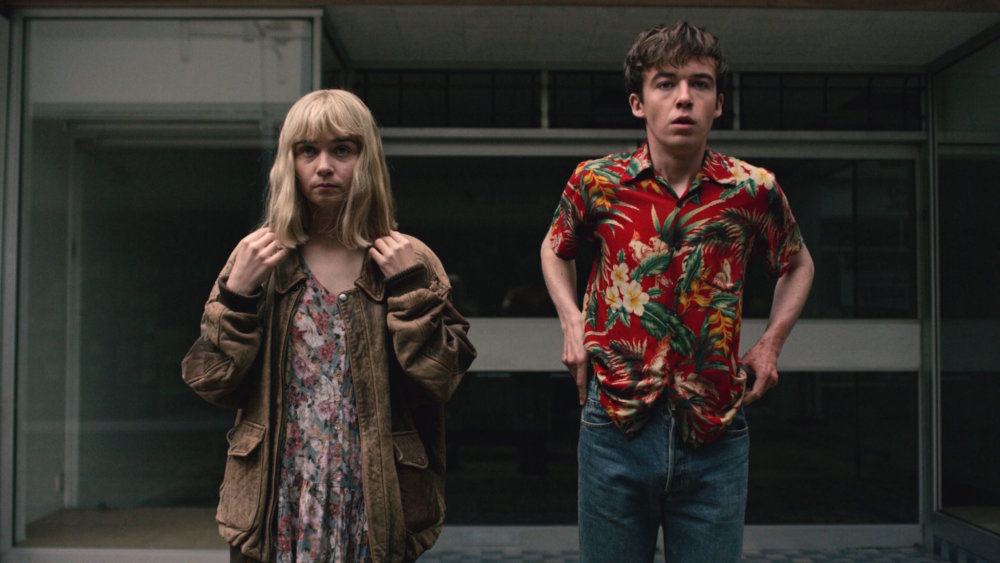 The End of the F***ing World. Fotografía: Netflix