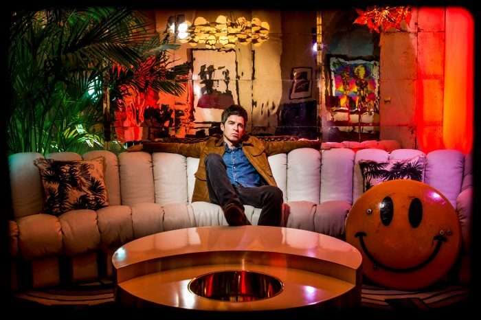 Noel Gallagher aterriza en Chile como headliner del Colors Night Lights 2018