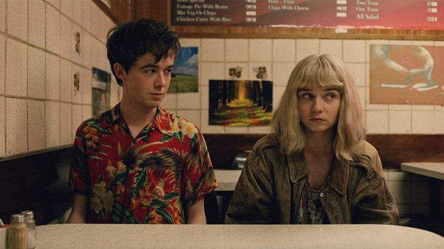 "Ya es oficial: Confirmada la segunda temporada de ""The End of The F***ing World"""