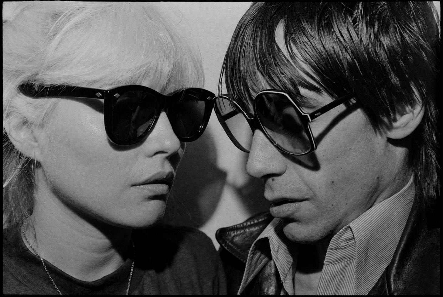 Iggy Pop producirá una nueva serie documental punk con Debbie Harry