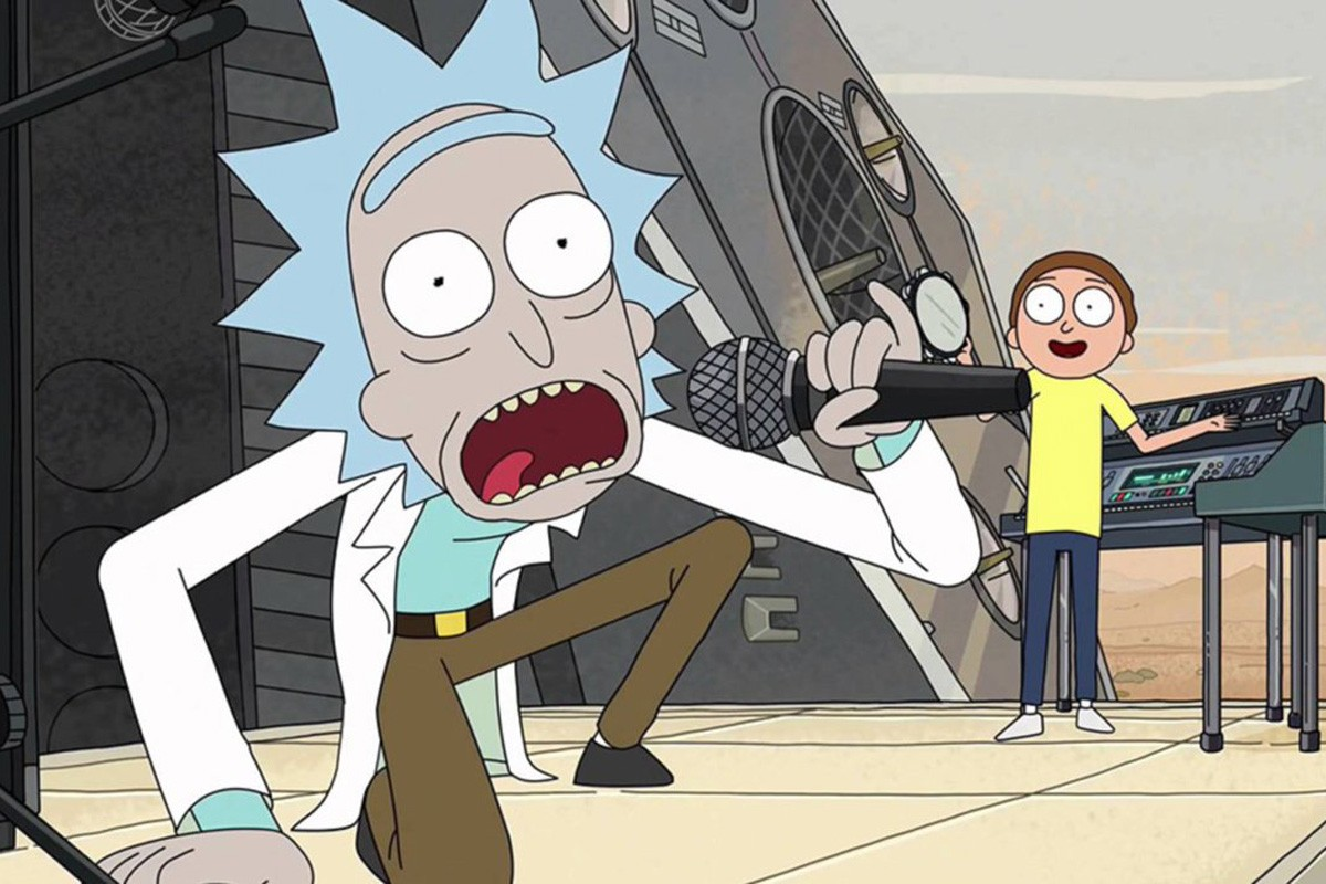 "¿Estará Kanye West en la próxima temporada de ""Rick & Morty""?"
