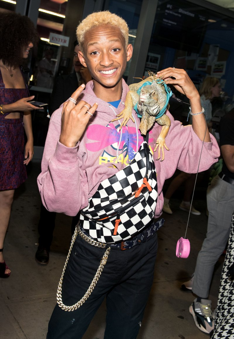 10 looks que hacen de Jaden Smith un fashion icon de la Gen-Z