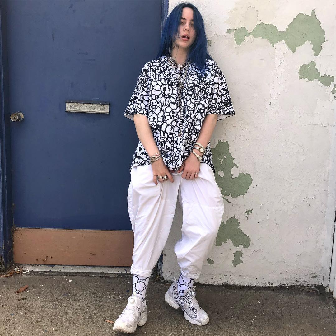 Billie Eilish. Fotografía: Instagram