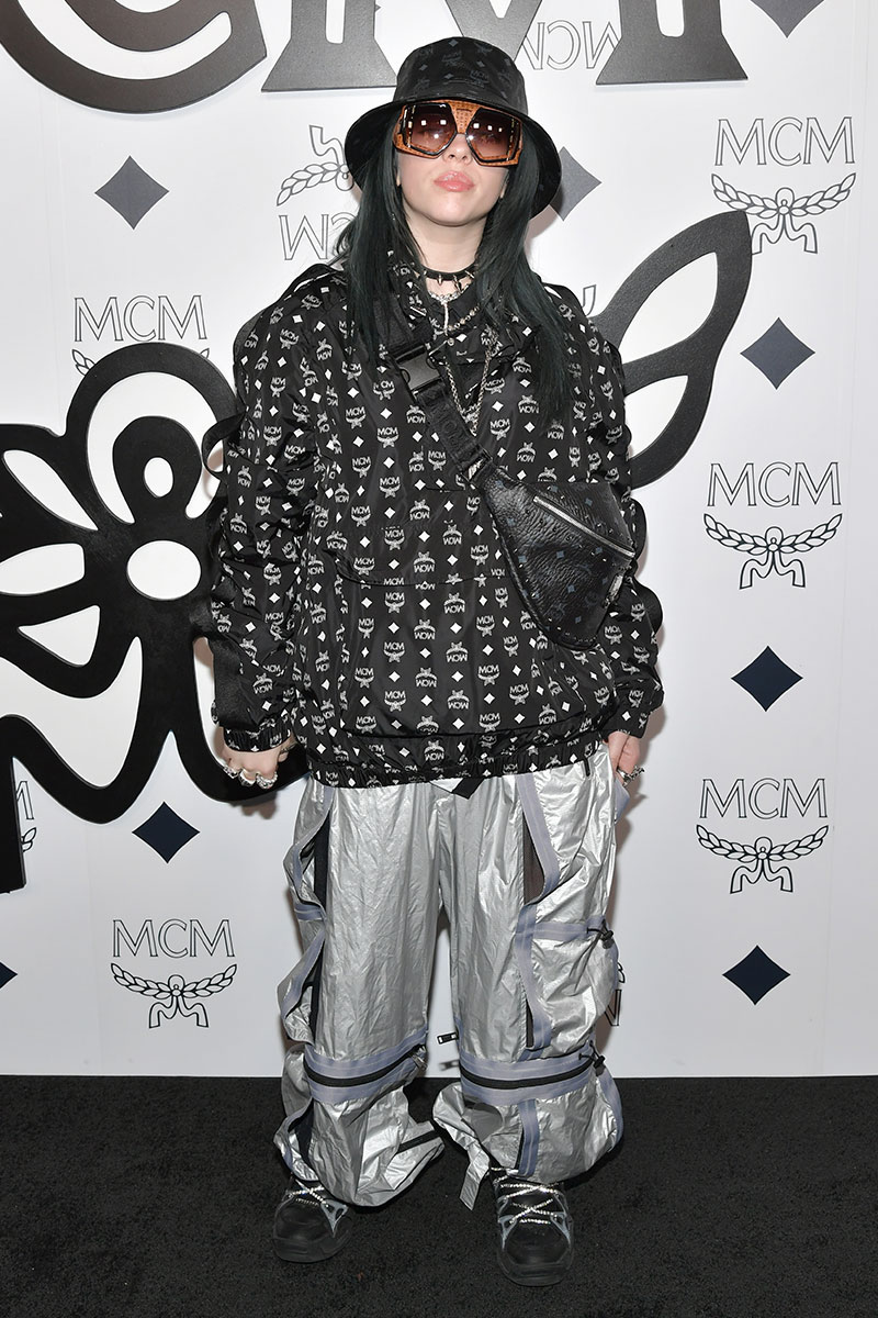 Billie Eilish. Fotografía: Getty Images