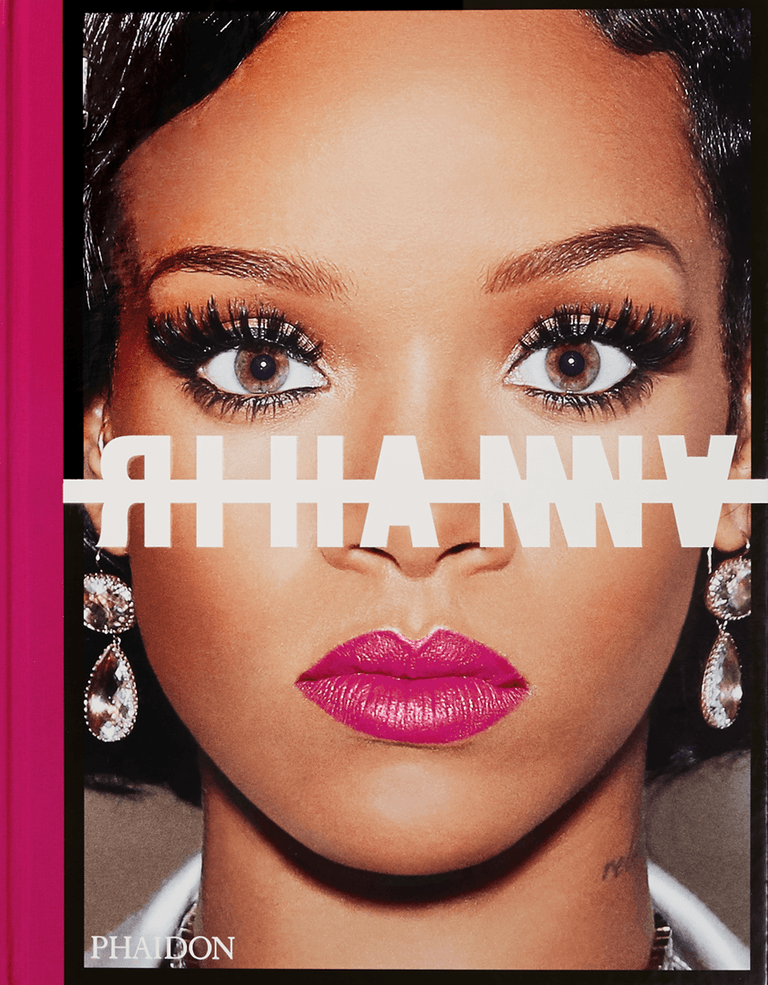 """Rihanna: The Book"". Fotografía: Phaidon"