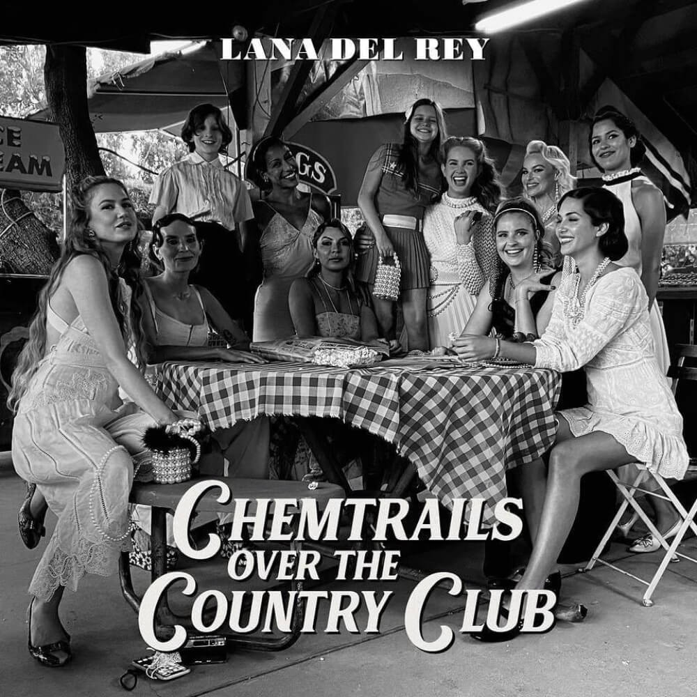 """Track by Track: Lana Del Rey, """"Chemtrails Over the Country Club"""""""