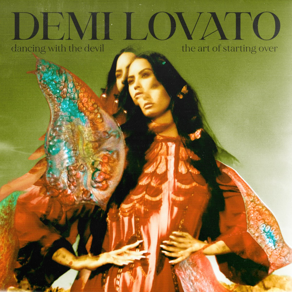 """Track by Track: Demi Lovato, """"Dancing With The Devil…The Art of Starting Over"""""""