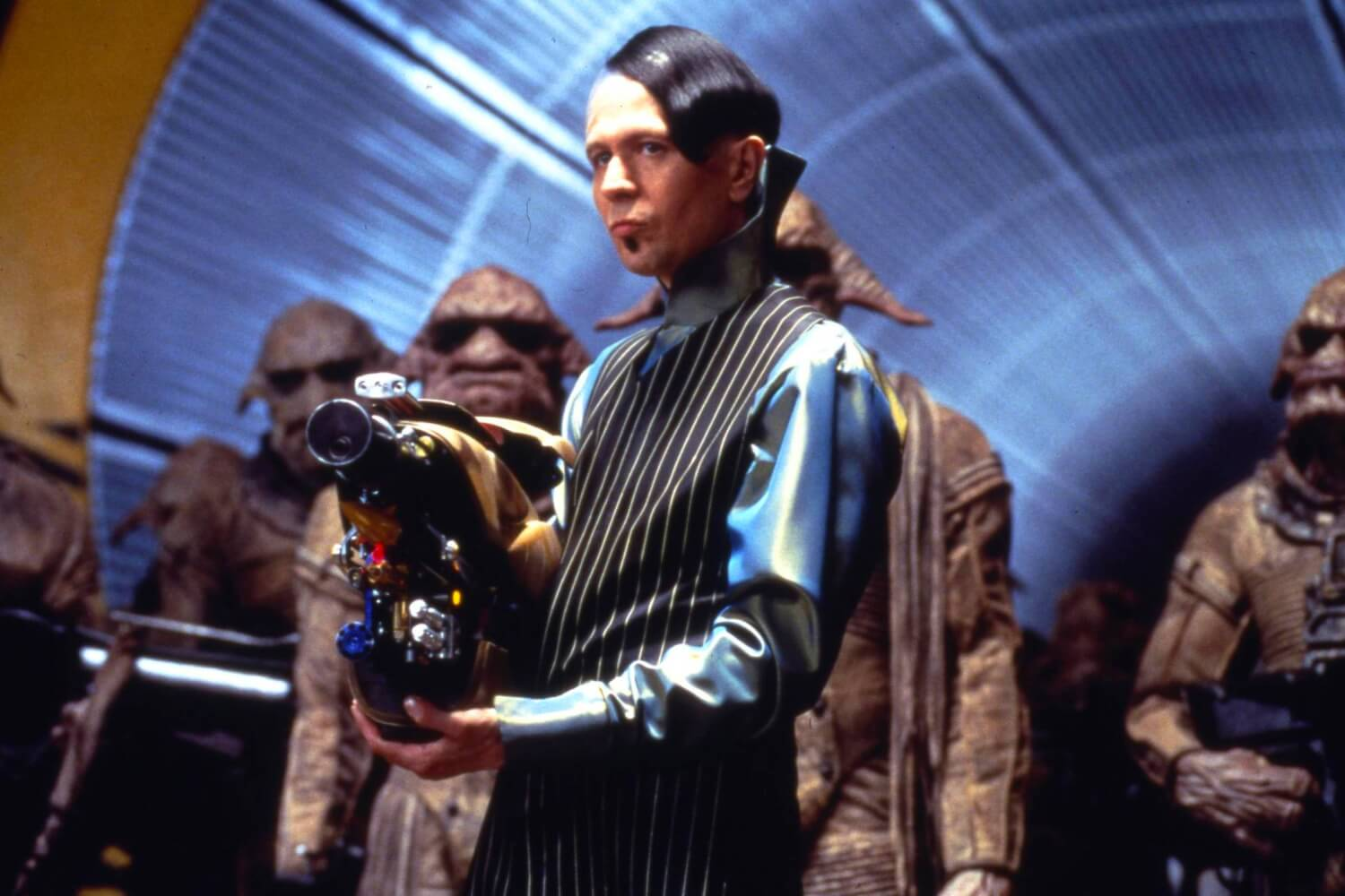 """""""The Fifth Element"""". Fotografía: Columbia Pictures"""